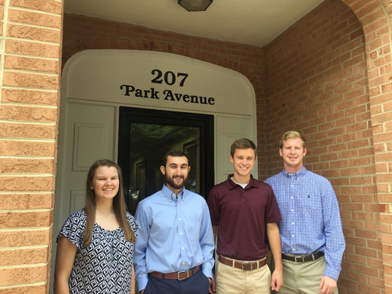 Summer 2017 WLP Interns
